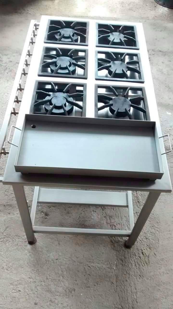 Fog O Industrial Em A O Inox Abc Steel