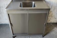 Armário para cozinha industrial